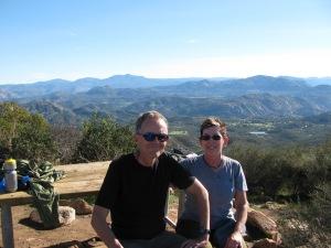 Hiking Iron Mt