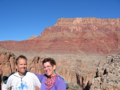 Jim & Janet Grand Canyon