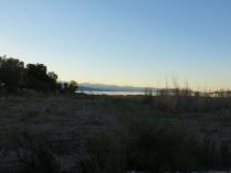 Sunset on Lake Utah