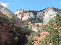 Zion National Park, the East Side