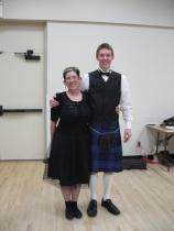 Janet & Scotland