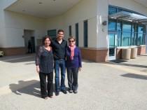 Tammy, Daniel, Janet