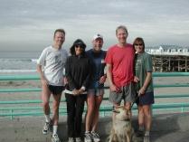 Jim. Barbara. Henry, Brian & Karen (Brian's Sister)