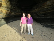 Janet & Diane at Point Loma