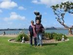 Janet & Chris                                               San Diego Bay