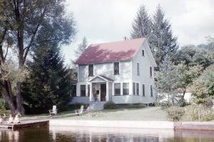 lake house 1958