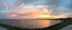 Final Sunset, Prince Edward island