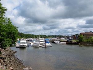 Montague Harbor, PEI