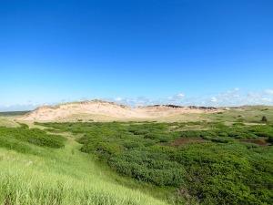 Parabolic Dune