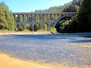 Rocky Creek Bridge–1927