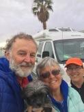 Jim, Rhonda & me